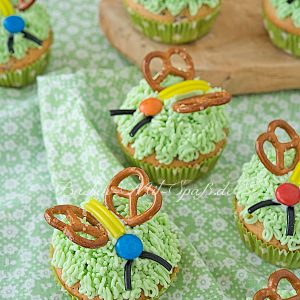 Schmetterlings-Cupcakes